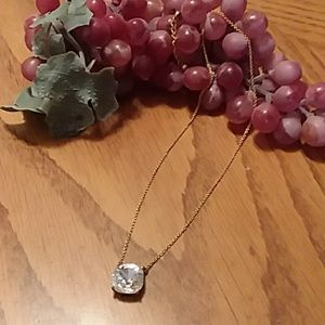 KATE SPADE Solitaire Necklace